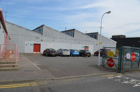 Thumbnail Warehouse to let in Fullerton Road, Glenrothes