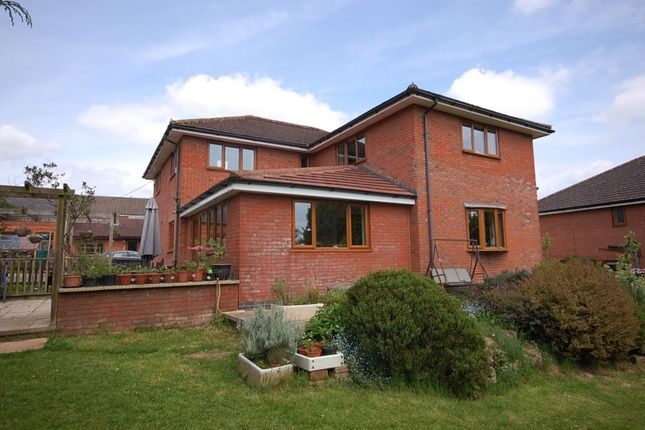 Thumbnail Detached house for sale in Crich Lane, Belper