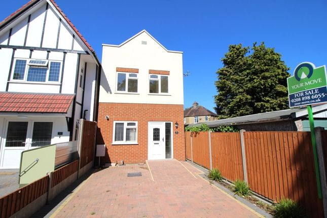 Thumbnail Detached house for sale in Maswell Park Crescent, Hounslow