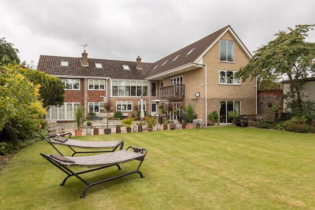 Thumbnail Detached house for sale in Old Brumby Street, Scunthorpe