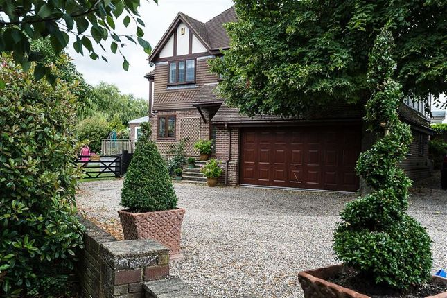 Thumbnail Detached house for sale in Church Road Ramsden Bellhouse, Billericay, Essex