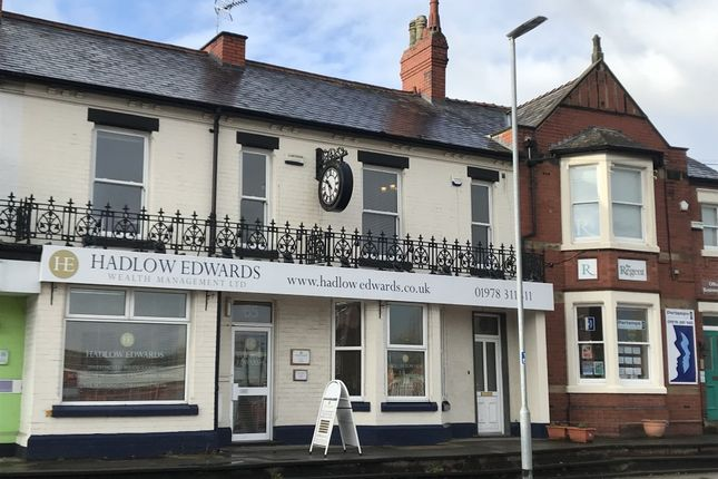 Thumbnail Office to let in Regent Street, Wrexham