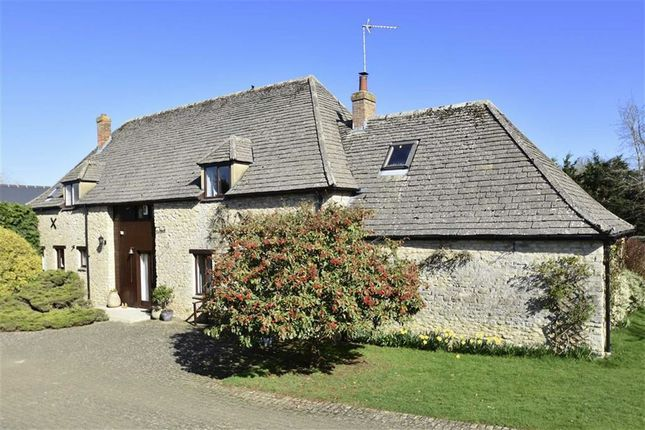Thumbnail Barn conversion for sale in Church Lane, Middle Barton, Chipping Norton