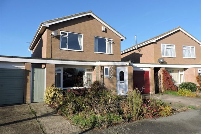 Thumbnail Detached house for sale in Tennyson Close, Woodbridge