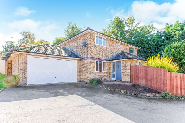 Thumbnail Detached house for sale in Warwick Close, Raunds, Wellingborough