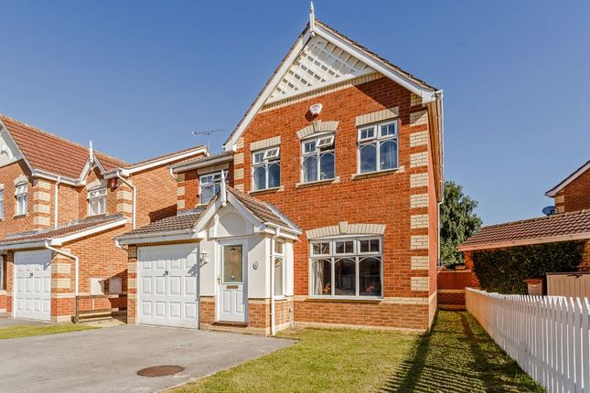 Thumbnail Detached house for sale in Linton Rise, Normanton, West Yorkshire