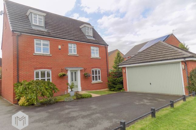 Thumbnail Detached house for sale in Holcroft Drive, Abram, Wigan