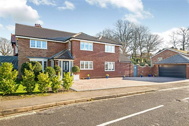 Thumbnail Detached house for sale in Neilson Close, Chandler's Ford, Hampshire