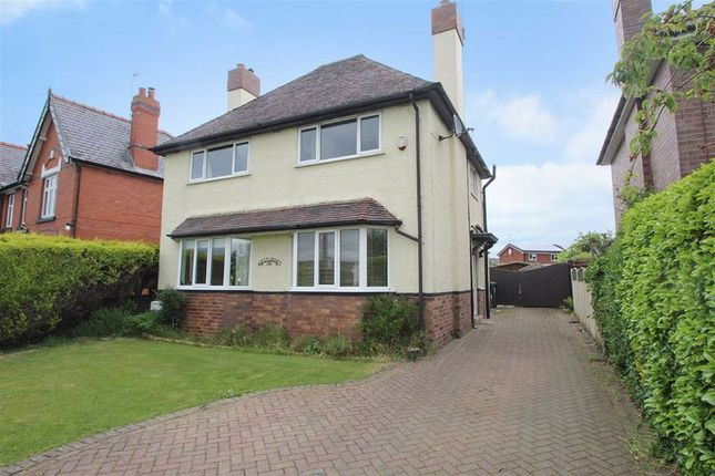 Thumbnail Detached house for sale in By Pass Road, Gobowen, Oswestry
