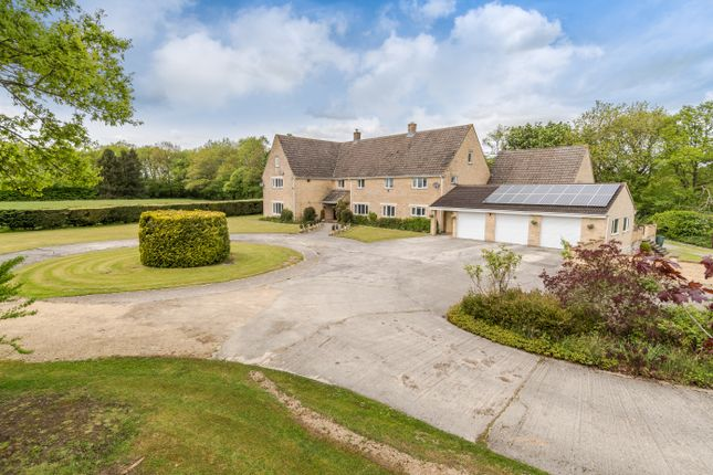 Thumbnail Detached house for sale in Minety, Malmesbury