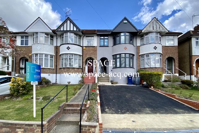Thumbnail 3 bed terraced house for sale in Hampden Way, London