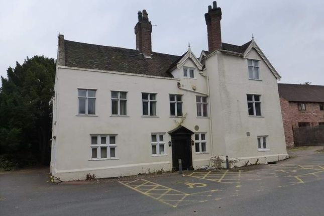 Thumbnail Office for sale in Upper House Church Street, Madeley