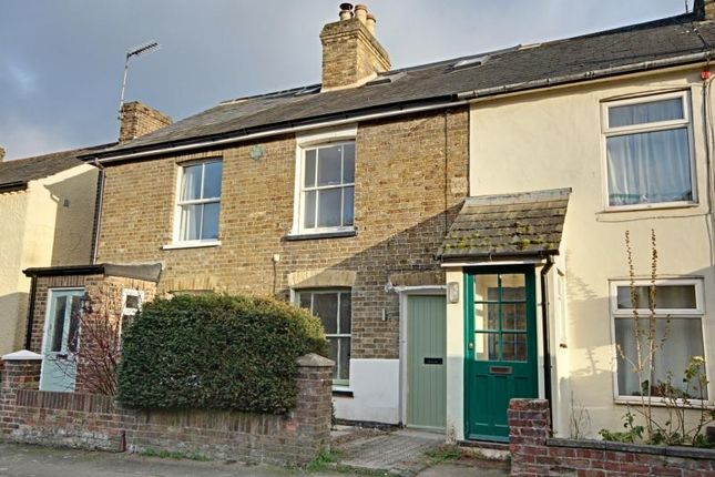 Thumbnail Terraced house to rent in East Road, Bishops Stortford, Herts