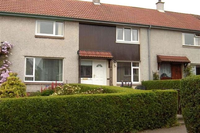 Exterior of Etive Place, Glenrothes KY6