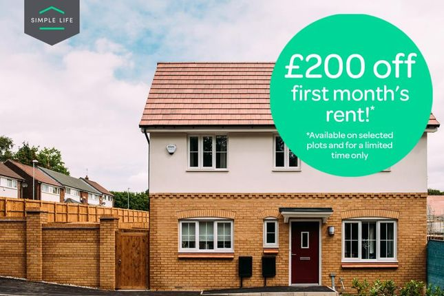 Thumbnail Property to rent in Wicheaves Crescent, Walkden, Manchester