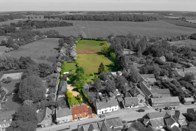 Thumbnail Equestrian property for sale in High Street, Barkway, Royston