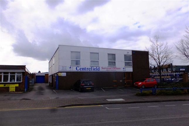 Office to let in Serviced Offices, The Broadway, Mansfield, Notts