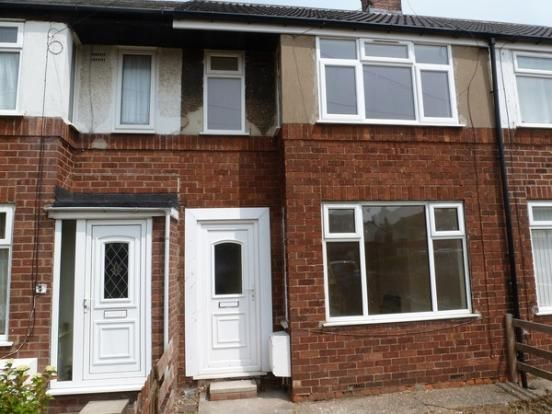 Thumbnail Terraced house to rent in Wold Road, Hull