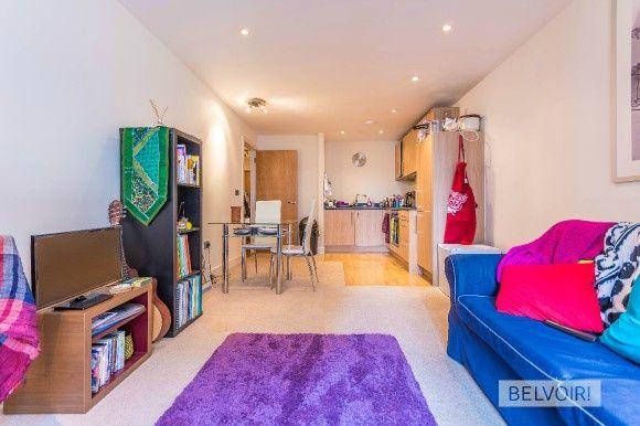 2 bed flat to rent in Cutlass Court, Granville Street, Birmingham