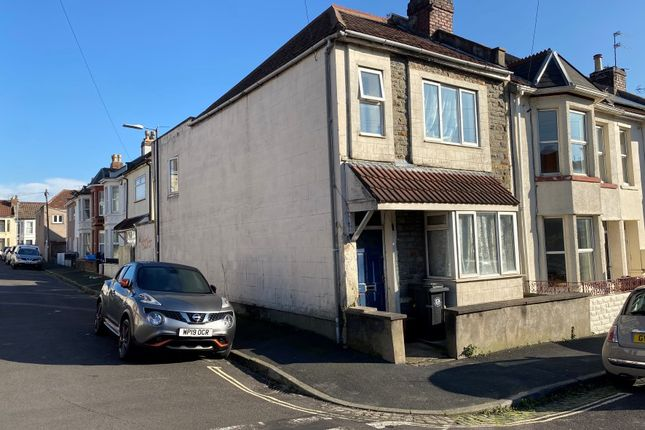 Thumbnail End terrace house for sale in 51 Gerrish Avenue, Whitehall, Bristol, Bristol