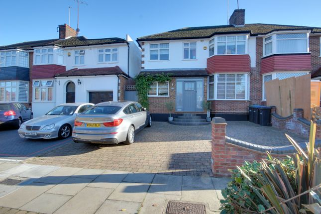 Thumbnail Semi-detached house for sale in The Vale, Southgate