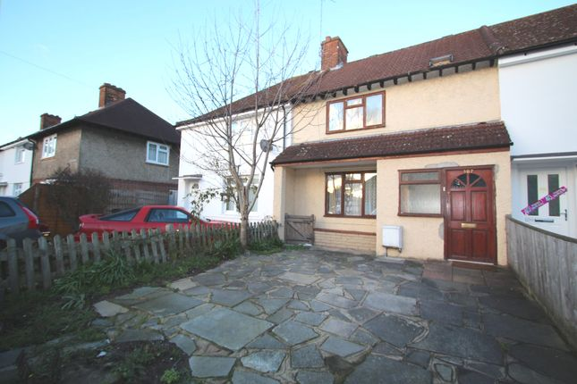 Thumbnail Terraced house to rent in Porchester Road, Kingston Upon Thames