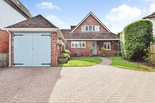 Thumbnail Detached house for sale in Ersham Road, Canterbury