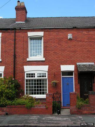 Thumbnail Terraced house to rent in Pike Street, Stockton Heath, Warrington