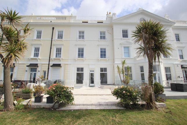Thumbnail Flat for sale in Grand Parade, West Hoe, Plymouth, Devon