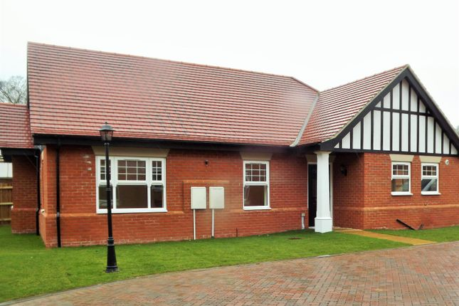 Thumbnail Detached house to rent in St Leonards Place, Woodhall Spa, Lincolnshire