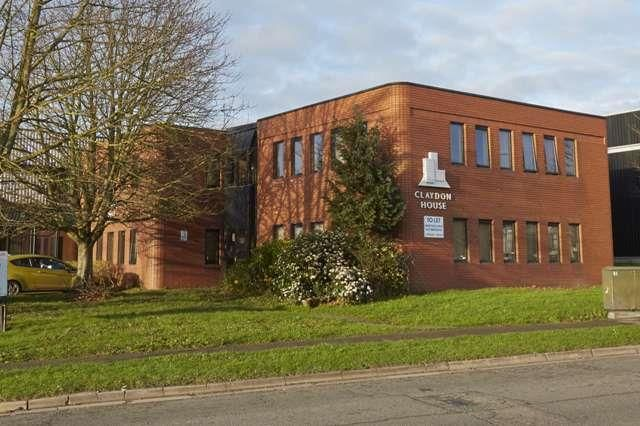 Thumbnail Office to let in Claydon House Serviced Offices -, 1 Edison Road, Aylesbury