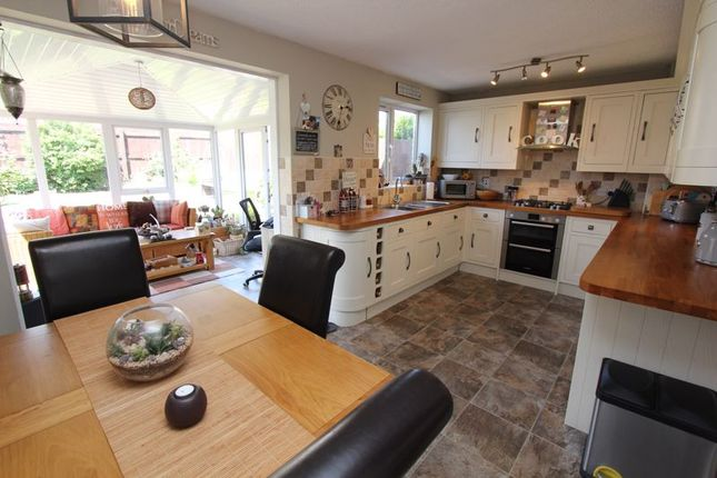 Thumbnail Detached house for sale in Mayflower Way, Rhoose, Barry