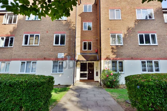 Thumbnail Flat for sale in St. Hildas Close, Christchurch Avenue, London