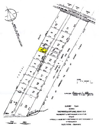 Land for sale in Governor's Harbour, The Bahamas