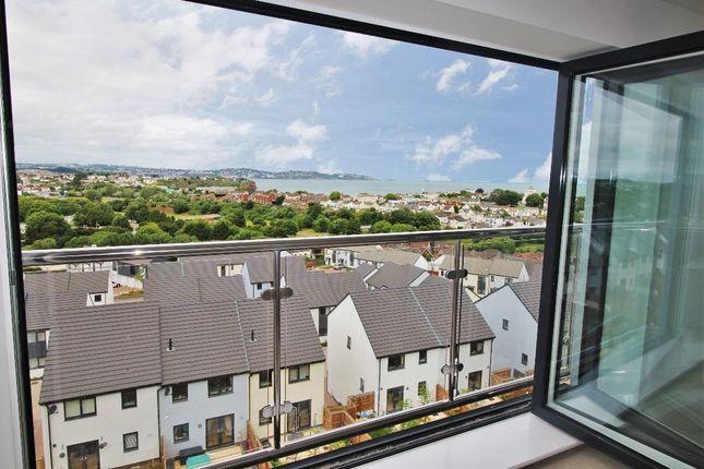Thumbnail Flat to rent in Goodrington Road, Paignton