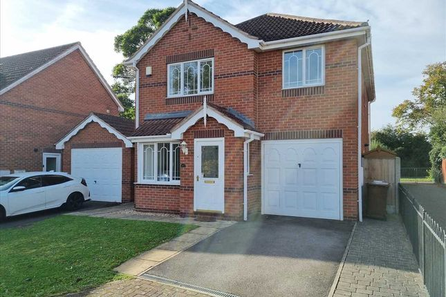 Thumbnail Detached house to rent in Peterborough Way, Sleaford