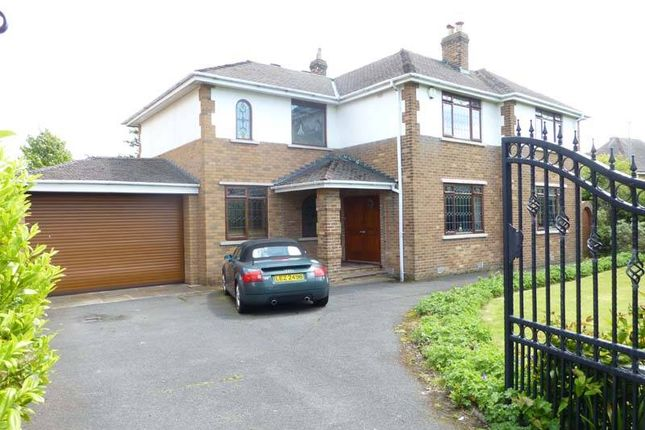 Thumbnail Detached house for sale in Hardhorn Road, Poulton-Le-Fylde