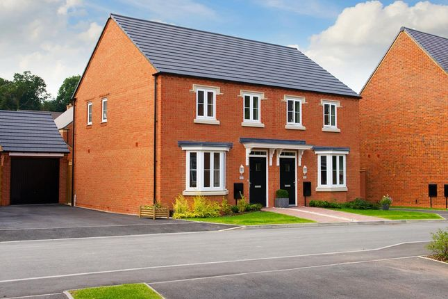 Thumbnail Semi-detached house for sale in Doseley Park, Dosley, Telford