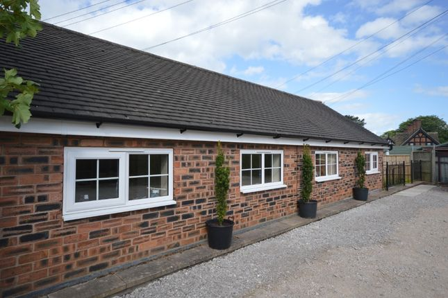 1 bed bungalow to rent in High Street, Sandbach CW11