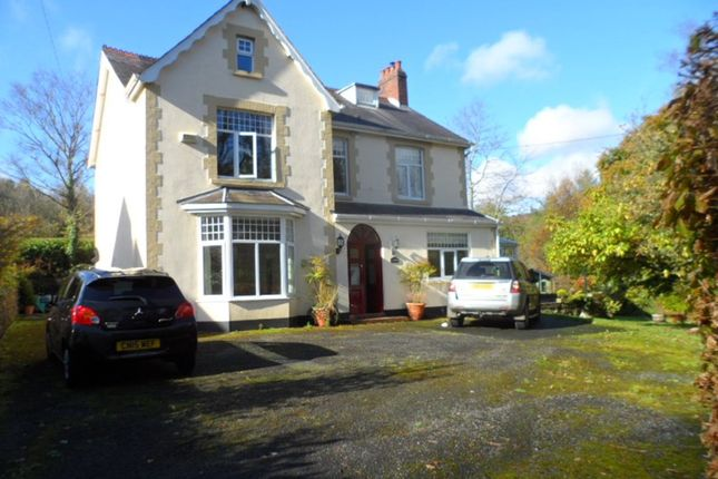 Thumbnail Detached house for sale in Station Road, Caehopkin, Abercrave, Swansea