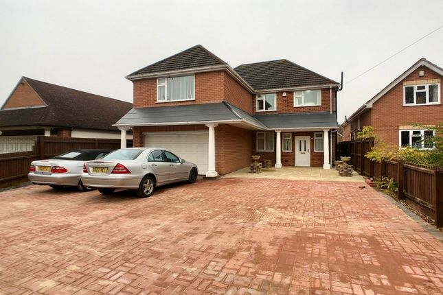 Thumbnail Detached house for sale in Hinckley Road, Leicester, 3