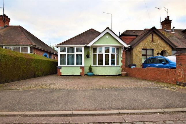Thumbnail Detached bungalow for sale in Stanton Avenue, Northampton