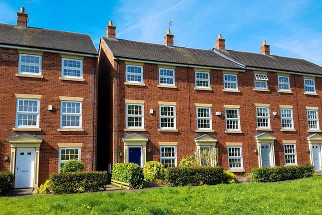 Thumbnail Town house to rent in Holland Walk, Nantwich