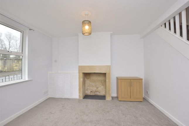 Thumbnail Terraced house to rent in Brougham Hayes, Bath, Somerset