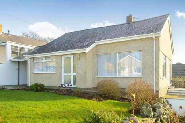 Thumbnail Bungalow for sale in Llwyn Ynn, Talybont, Gwynedd