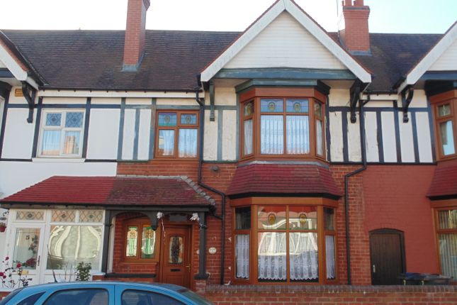 Thumbnail Terraced house for sale in Adria Road, Sparkhill