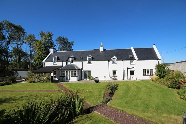Thumbnail 5 bed detached house for sale in Aird House, Old Edinburgh Road South, Inverness.