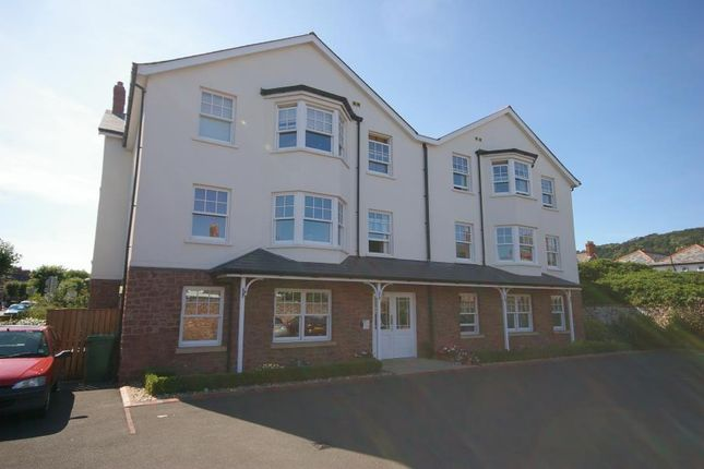 Thumbnail Flat to rent in Summerland Avenue, Minehead