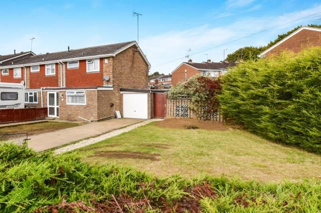 3 bed end terrace house for sale in Balmoral Road, Yeovil