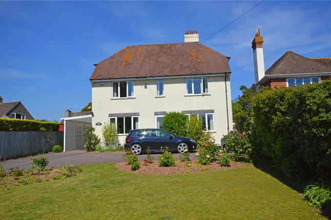 Thumbnail Detached house for sale in Elm Grove Road, Topsham, Exeter